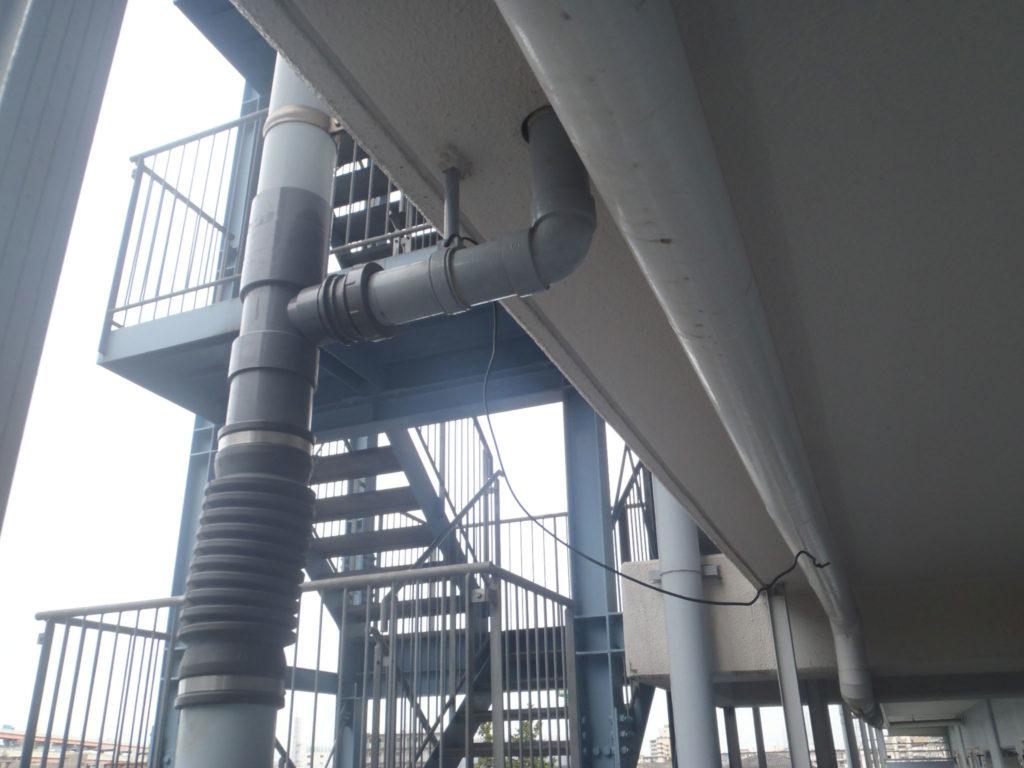 雨水管補修工事